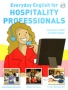 Everyday English for Hospitality Professionals Book w/Audio CD