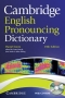 New Cambridge English Pronouncing Dictionary - 18th Ed.